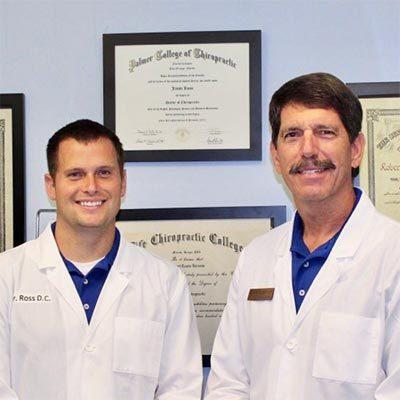 Chiropractors Morehead City NC Drs. Jason Ross and Robert Barnum